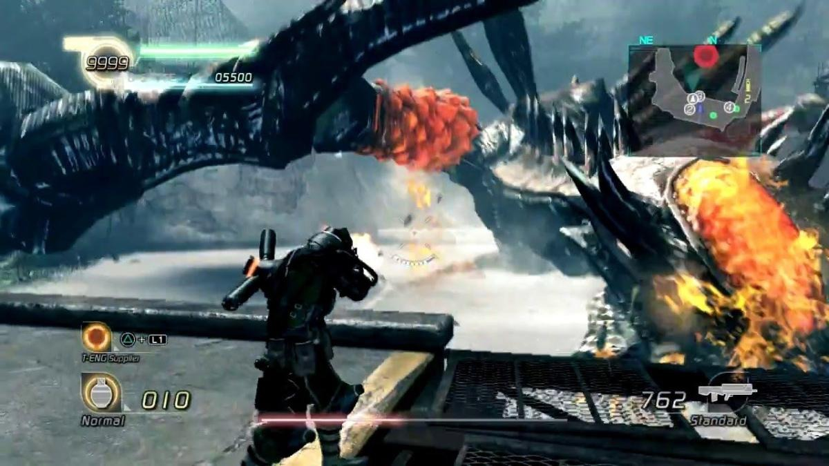 Lost Planet 2 Ps3 Playstation 3 Mídia Física