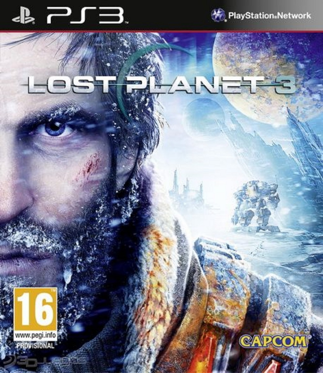 Lost Planet 3 SEMINUEVO