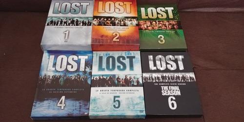 lost serie completa