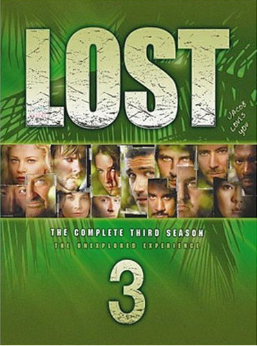 lost temporada 3 dvd original nuevo sellado