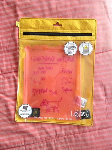 lostdog ipad galaxy tab protector nuevas, precio x pieza