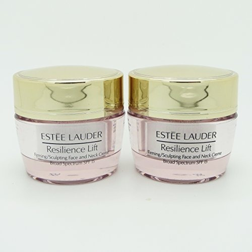 lot 2 x estee lauder resilience lift firming/sculpting face