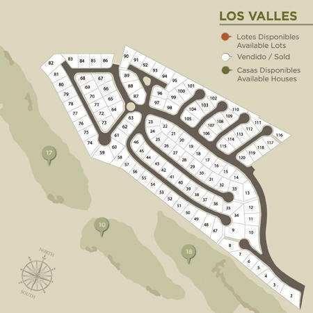 lot los valles vista del valle 61 san jose del cabo