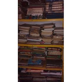 Lotão 100 Livros Diversos