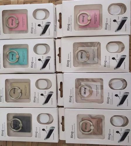 lote 10 anillos para celular iring envío gratis