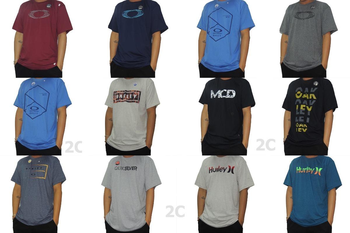 lote 10 camisas blusas atacado oakley fotos pelo zap. Carregando zoom. 0ae2f1c44ce