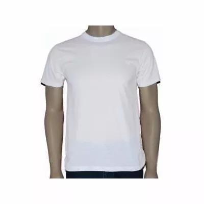 143e2373ab90b Lote 10 Camisas Brancas Para Sublimação 100% Poliéster A - R  82