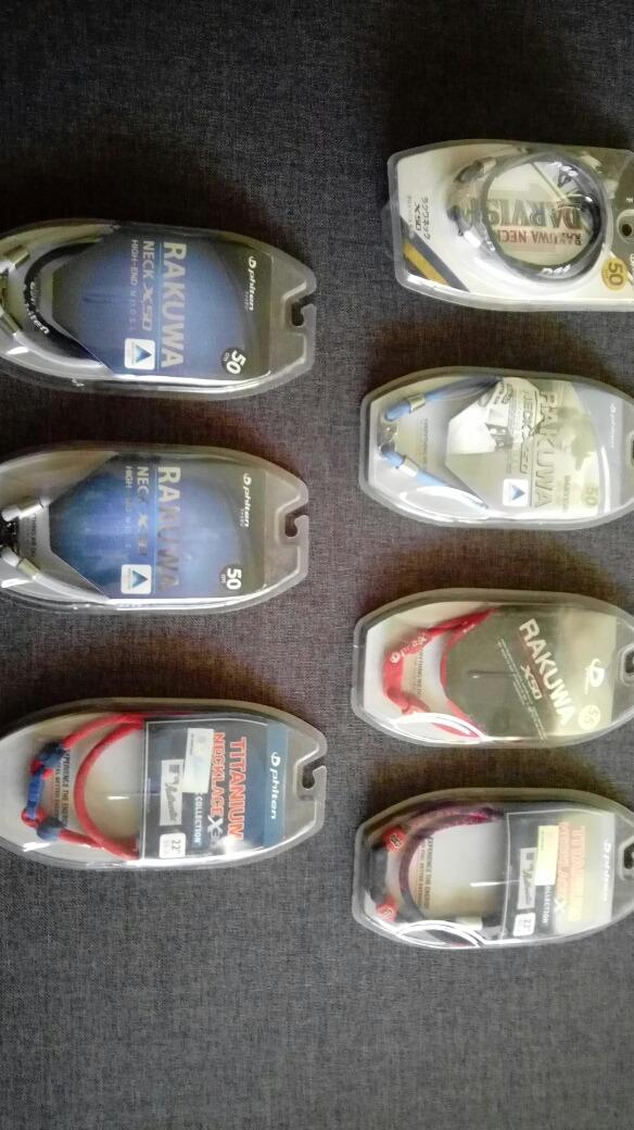 4afe311cd5e1 Lote 10 Collares Phiten A Elección -   550.00 en Mercado Libre