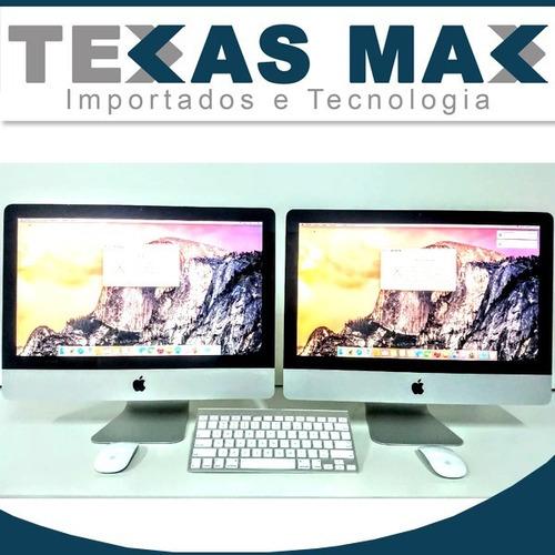 lote 10 computador imac 2008/2009valor unitário