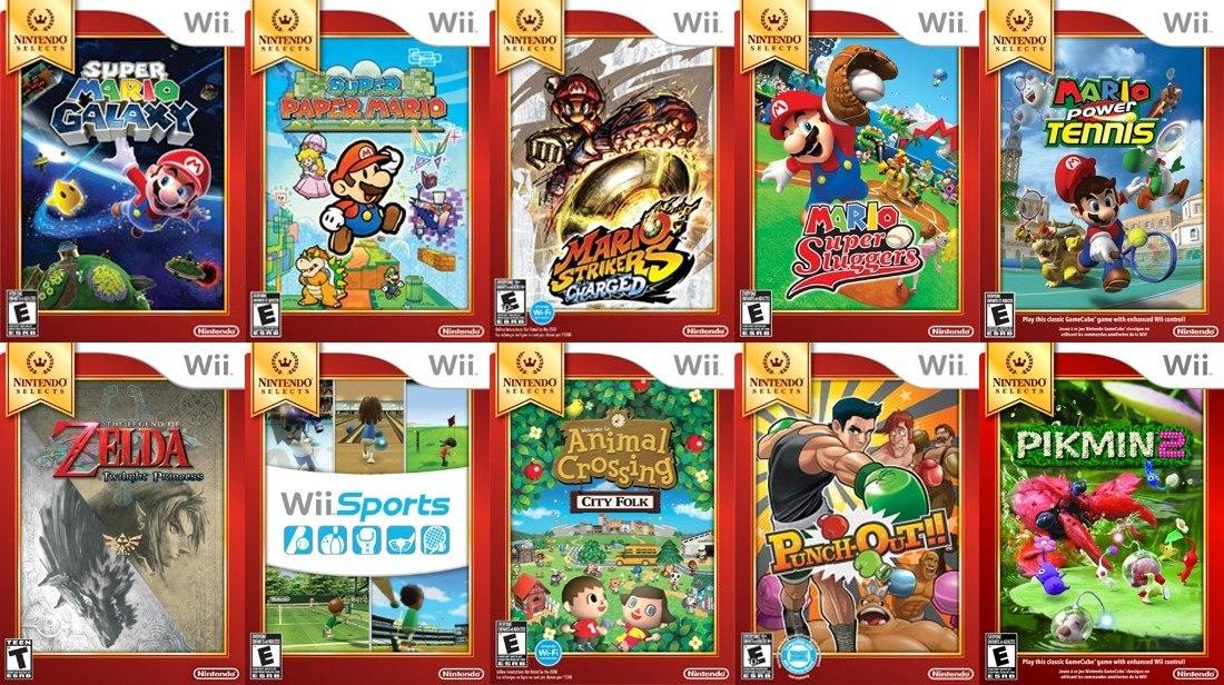 Lote 10 jogos wii a escolha r 12000 em mercado livre carregando zoom ccuart Gallery