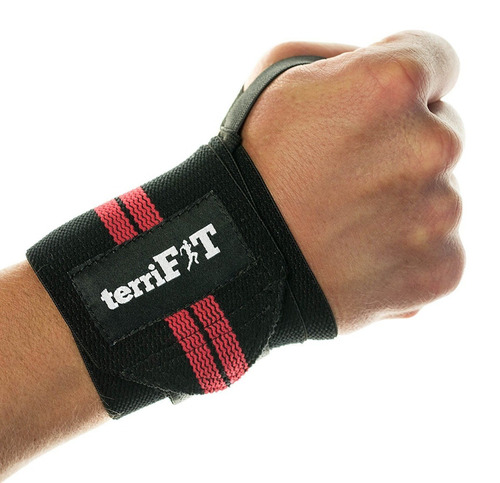 lote 10 pares muñequeras wrist wraps crossfit oly terrifit