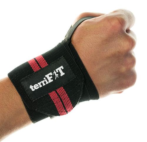lote 10 pares muñequeras wrist wraps crossfit terrifit envio