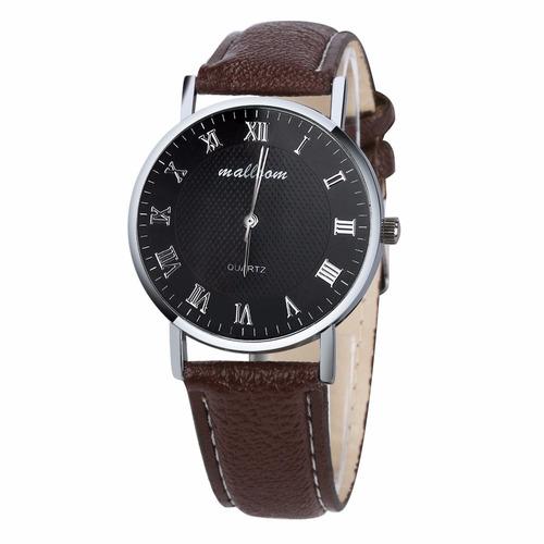 lote 10 reloj analogicos de pulsera para hombre