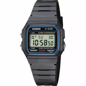 Relojes Precio Negro Casio F91w Original Lote 10 Mayoreo jLVMSzpqUG