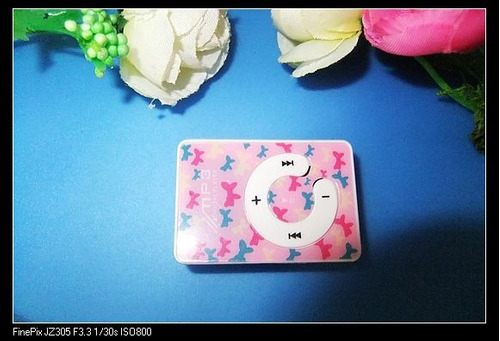 lote 10 reproductor mp3 player clip tipo shuffle