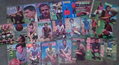 lote 10 revistas futbol con envio