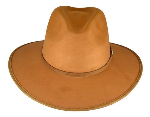 lote 10 sombreros explorer gamuza unisex hombre mujer