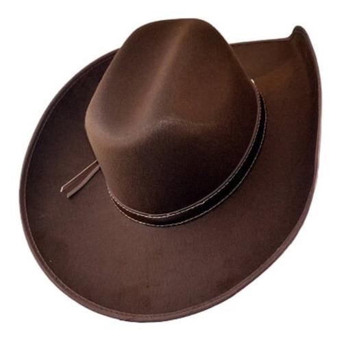 lote 10 sombreros vaquero unisex moda resistente