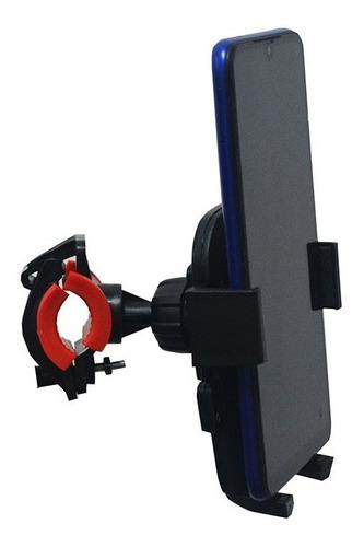 lote 10 soporte holder bicicleta manubrio celular  ditron