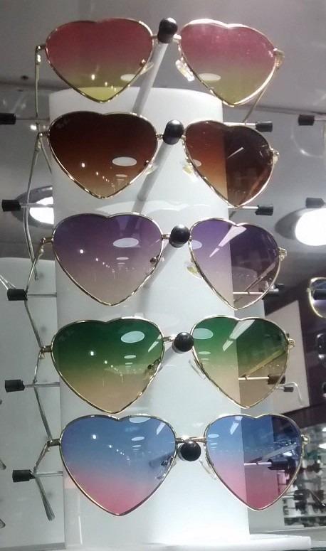 278a3a22dfa00 Lote 10 Unid Óculos Coração Lolita Bruna Marquezine Atacado - R  130 ...