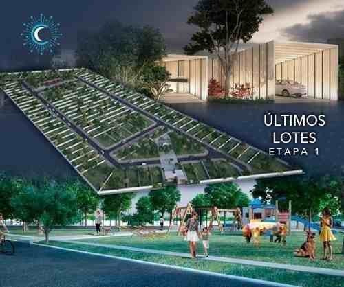 lote 100 privada gran lunare cholul $564,300