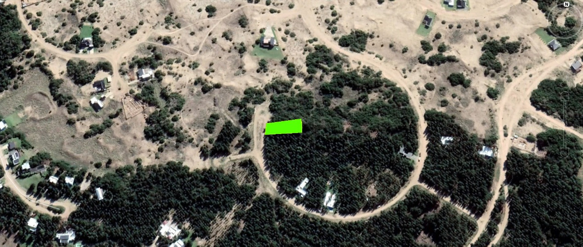 lote 1000 m2 en costa esmeralda - senderos iv