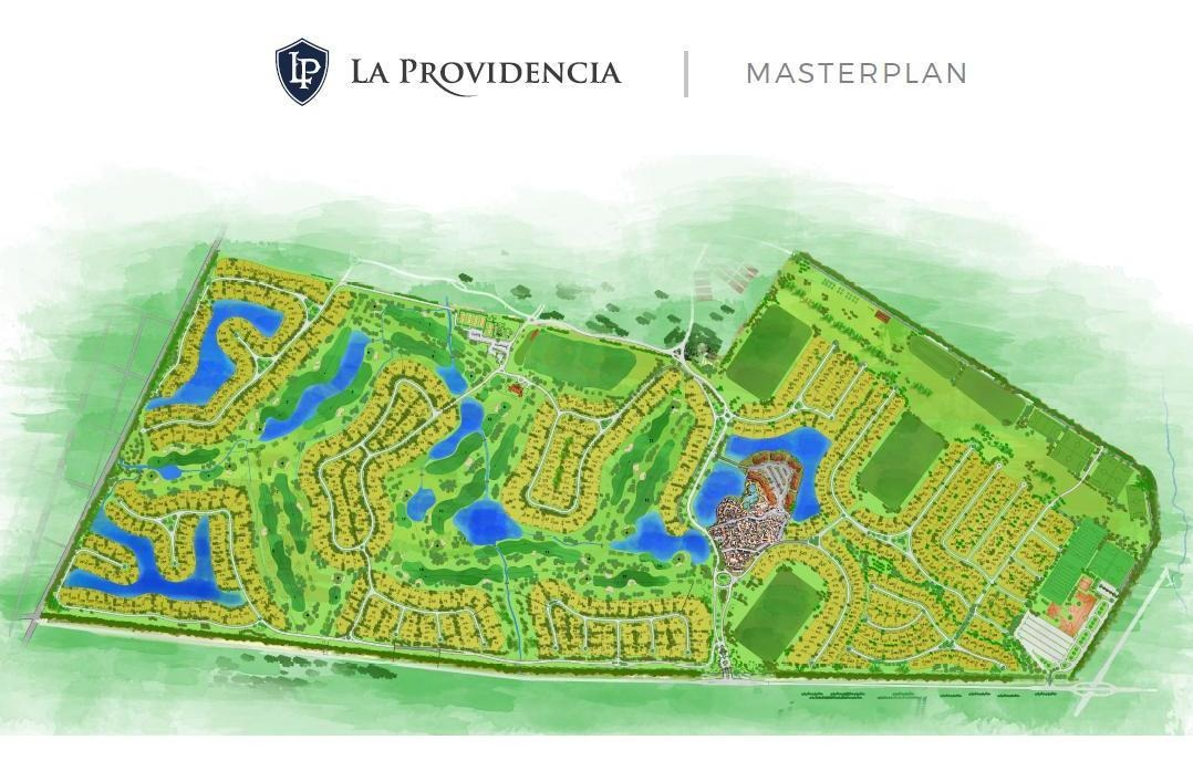 lote 1000m2 barrio la providencia country club