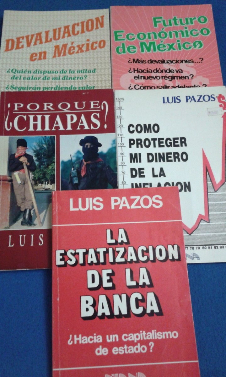 LUIS PAZOS LIBROS EBOOK DOWNLOAD