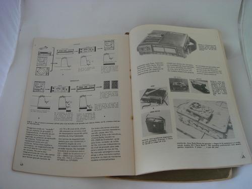 lote 11 livros eletrônica antiga radio tv conserto manual
