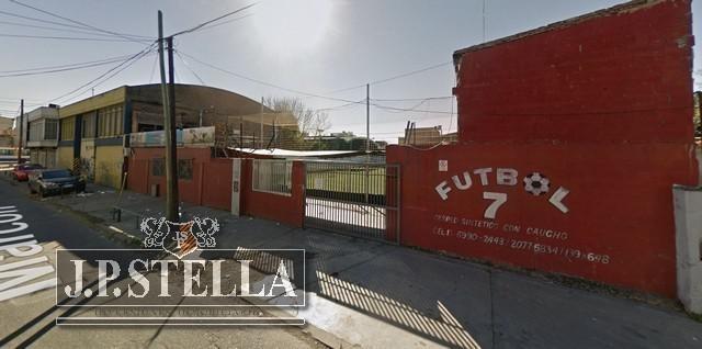lote 1125 m² (26 frente x 43 fondo) zona comercial/industrial - s.justo (ctro)