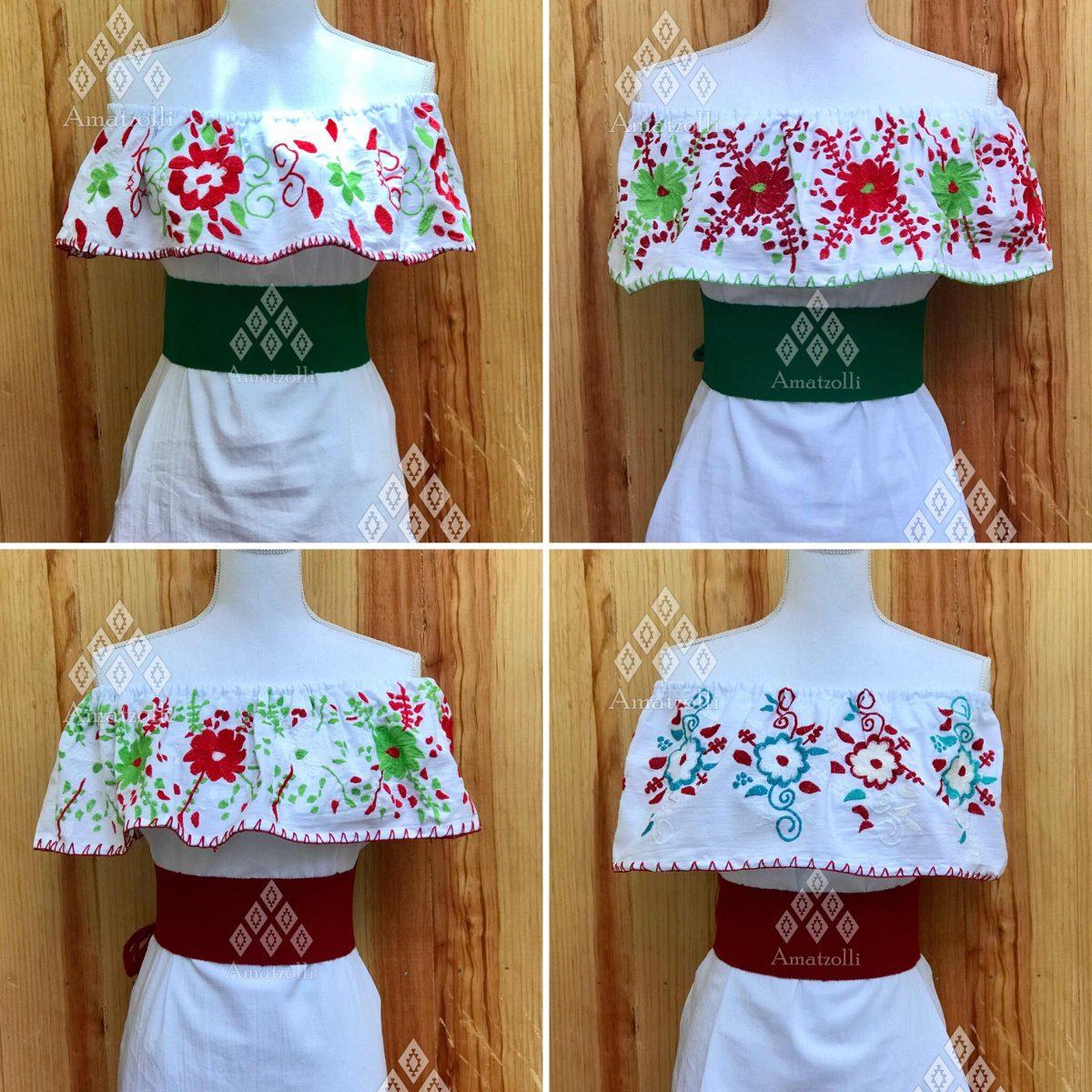 abcf39391 Ropa Para Fiestas Patrias Mexicanas   Wig Elegance