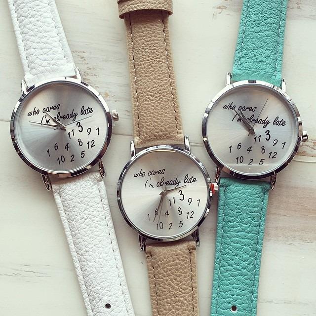 fe7a2d9e8501 Lote 12 Relojes Moda Mujer Mayoreo Provedor Fabrica Geneva ...