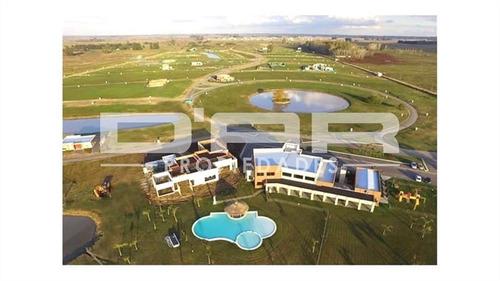 lote 1200m2 en el country privado  la alameda spa