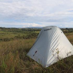 Lote 14 - Camping Trekking Barraca Bastões Caminhada Canivet