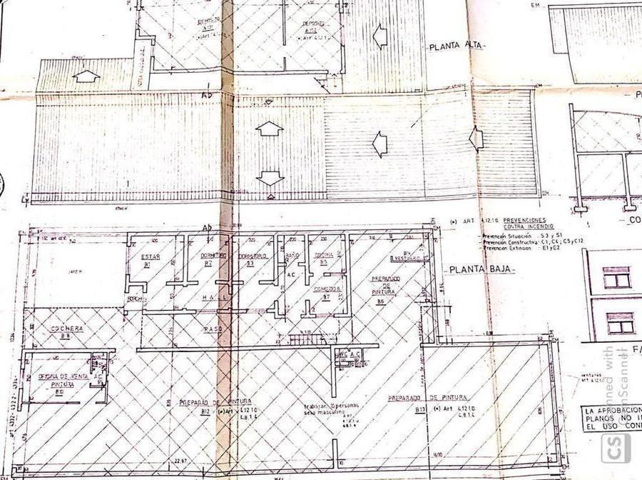 lote  17.34 metros  de frente apto edificio ubicado en  olivos