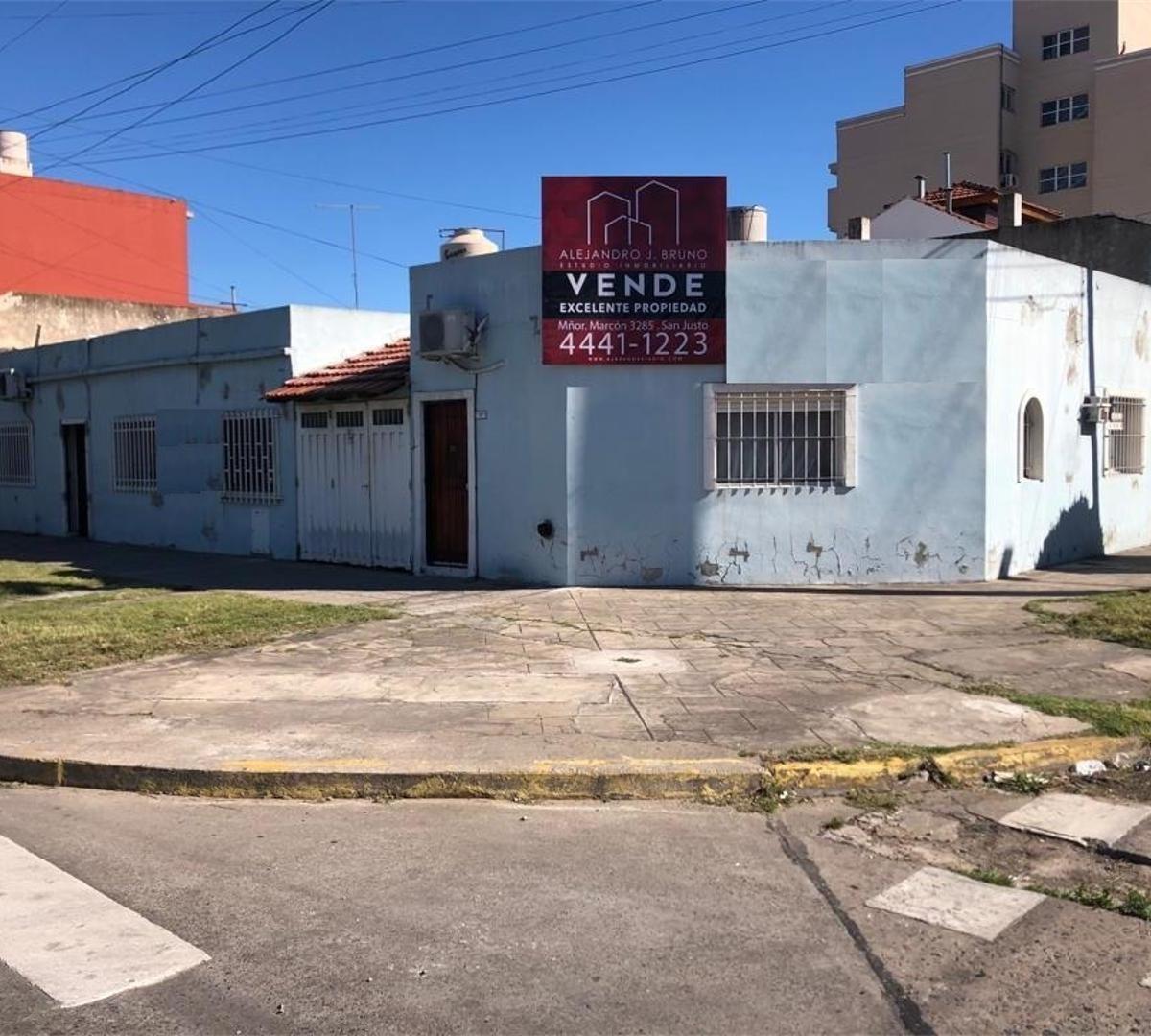 lote 196 m2 en esquina - ideal desarrollo inmobiliario