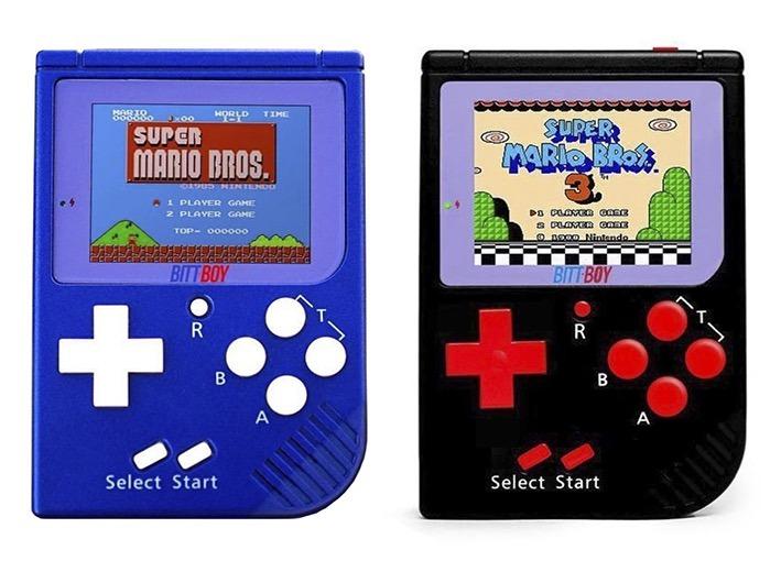 Lote 2 Consolas Portatil Retro 300 Juegos Nintendo Nes Snes