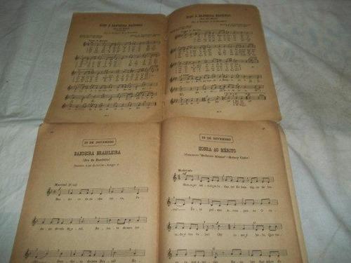 lote 2 livros musica aricó júnior / josé nelo lorenzon canta
