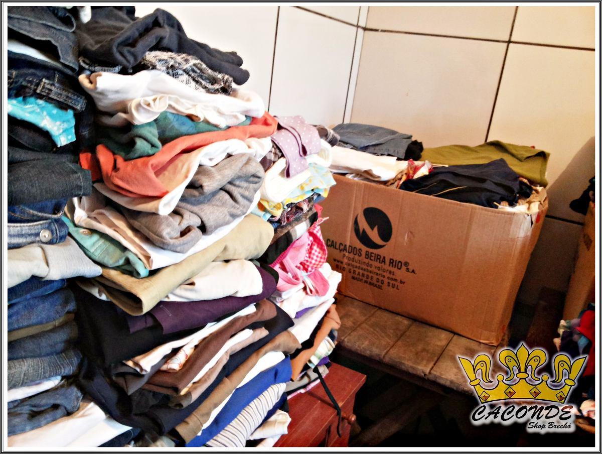 d94e0bacd32 lote 20 peças de roupas femininas para brecho bazar seminova. Carregando  zoom.