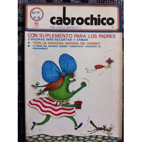 Lote 20 Revista Infantil Cabrochico -  E. Quimantu