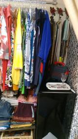 1b8fde3db2 Roupas Usadas Para Brecho Baratas Em Foz - Calçados, Roupas e Bolsas Usado  com o Melhores Preços no Mercado Livre Brasil