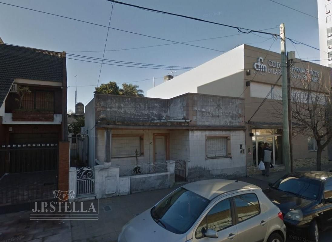 lote 210 m² ideal constructor - 2 ph a refaccionar - s.justo (ctro)