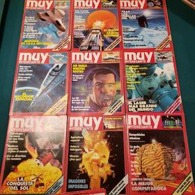 Lote 219 Revistas Muy Interesante Excelente Estado Envíos