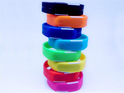 lote 22  reloj pulsera touch led baratos envio gratis