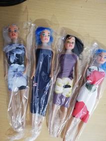 G Muñeca Barbie Lote Juguete Tipo R Mayoreo 220 Economica vm0nOwN8