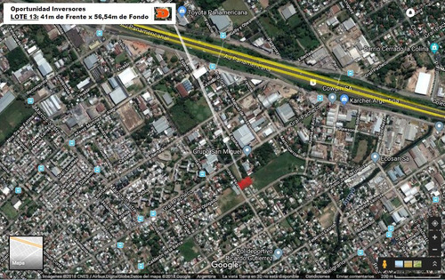 lote 2318m2
