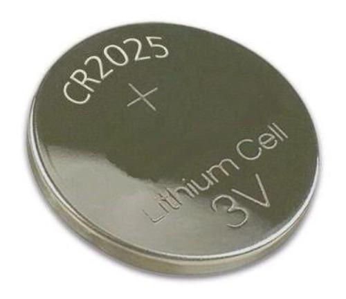 lote 25un bateria cr2025 unidade 3v micro lithium tipo moeda