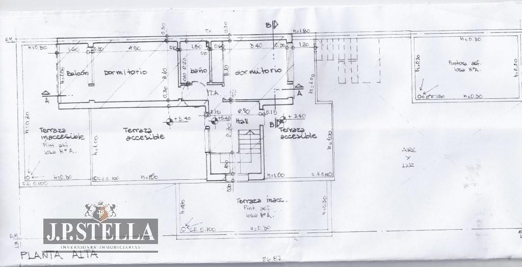 lote 276 m² con casa 4 amb   2 locales comerciales - s.justo (ctro)