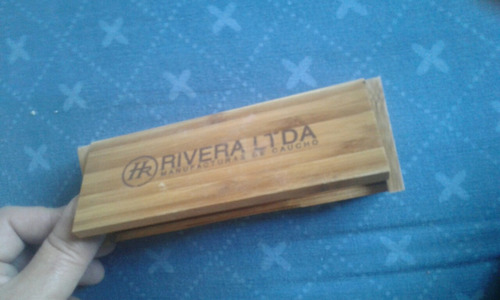 lote 3 cajitas de madera