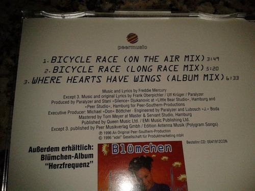 lote 3 maxi-cd singles - cover dance queen - freddie mercury